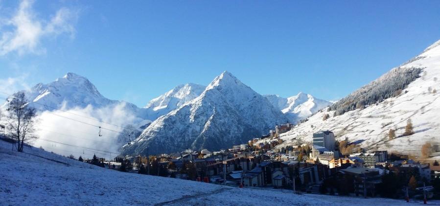 Les 2 Alpes Ski resort